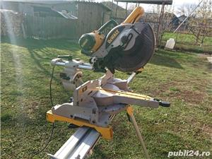 Debitator pentru lemn DeWalt + STAND  - imagine 4