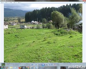Vand teren intravilan 2300 mp, in Jud. Arges-Nucsoara - imagine 3