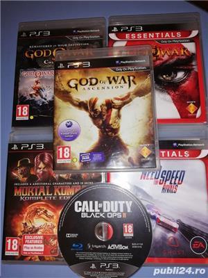 Vând Playstation 3 + Jocuri - imagine 2