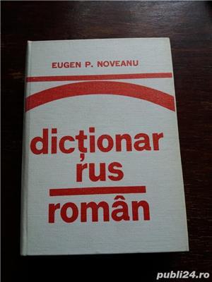 Dictionar rus-roman, Eugen P. Noveanu - imagine 5