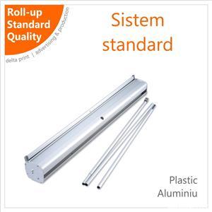 Roll-up 100 x 200 cm Standard – 175 lei - imagine 3