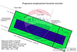 Teren 1148 mp, Cartier Militari Residence, Bucuresti, 0 Comision - imagine 4