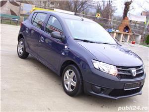 Dacia Sandero 2015, 1,2 benzina, euro 5 !! - imagine 3