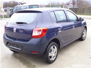 Dacia Sandero 2015, 1,2 benzina, euro 5 !! - imagine 4