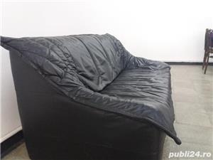 Canapea piele  - imagine 2