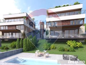 Casa in duplex Grigorescu.Panorama superba! 0% Comision la cumparator! - imagine 2