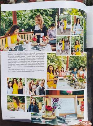 Vând rochie galbenă designer piele naturală - imagine 5