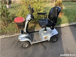 Scuter electric pentru persoane cu handicap - imagine 2