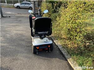 Scuter electric pentru persoane cu handicap - imagine 3