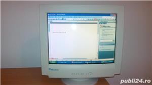 CALCULATOR COMPLET, tastatura NOUA, mouse, monitor. Cu Microsoft Office necesar pentru copii scoala - imagine 2