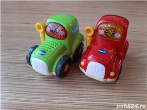 Mașini interactive vtech toot toot  - imagine 1