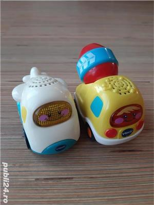 Mașini interactive vtech toot toot  - imagine 3