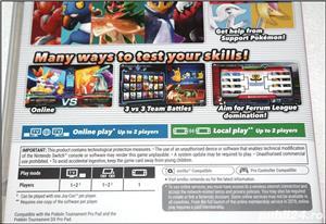 Joc Pokken Tournament DX pentru Nintendo Switch Pokemon - imagine 3