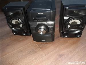 Sony   functie  ipod    radio  cd  - imagine 3