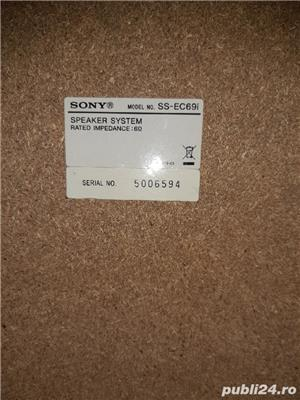 Sony   functie  ipod    radio  cd  - imagine 4