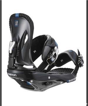 Snowboard Burton 151cm + Legaturi Burton P1 - Dama - imagine 7