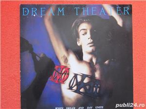 vinil Dream Theater-When Dream&Day Unite-1st Ed.Heavy Metal,Symph.Rock - imagine 1
