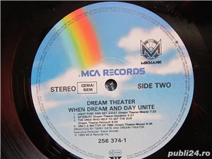 vinil Dream Theater-When Dream&Day Unite-1st Ed.Heavy Metal,Symph.Rock - imagine 4