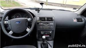 Ford Mondeo 2.0L TDCI 115cp fabricatie 2006  - imagine 5
