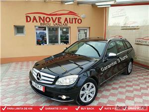 Mercedes C220,GARANTIE 3 LUNI,BUY-BACK,RATE FIXE,2200 TDI,170 CP,Automat,Avantgarde. - imagine 1