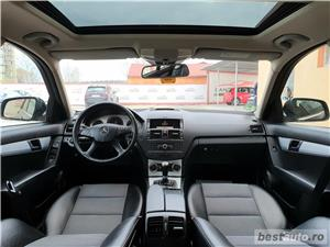 Mercedes C220,GARANTIE 3 LUNI,BUY-BACK,RATE FIXE,2200 TDI,170 CP,Automat,Avantgarde. - imagine 10