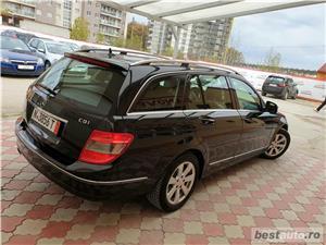Mercedes C220,GARANTIE 3 LUNI,BUY-BACK,RATE FIXE,2200 TDI,170 CP,Automat,Avantgarde. - imagine 5