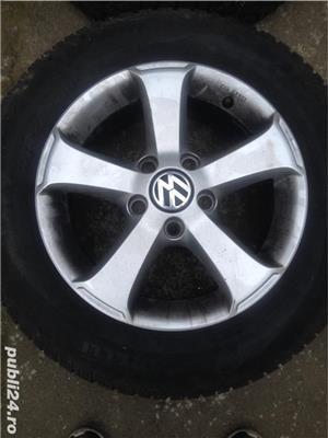 Jante VW 5x112 +gume195 65 15  - imagine 2