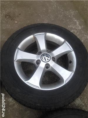 Jante VW 5x112 +gume195 65 15  - imagine 4