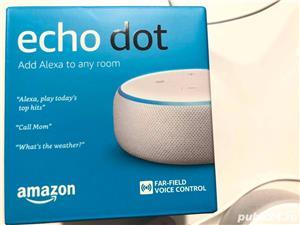 Amazon Alexa (G3) nou, nouta 170 lei - imagine 4