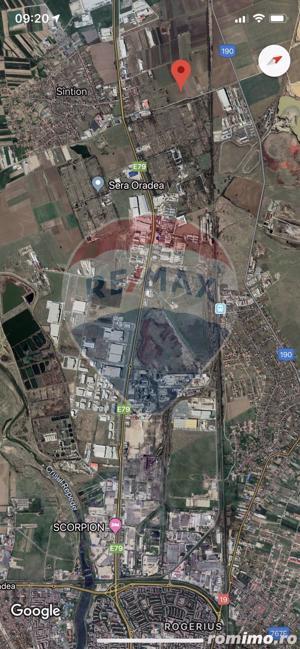 Teren 5,757mp Oradea / Calea Borsului - imagine 3