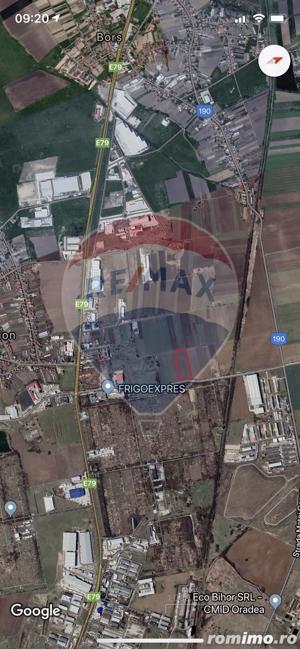 Teren 5,757mp Oradea / Calea Borsului - imagine 2