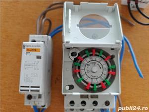 Vand sigurante automate și programator electric-temporizator 24 h - imagine 5