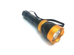 Lanterna Metalica MRG PL-939A Reincarcabila cu Acumulator Flash C261 - imagine 2