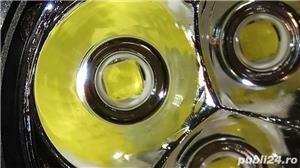 Lanternă cu LED 3xXHP70 USB reîncărcabilă impermeabilă - imagine 5
