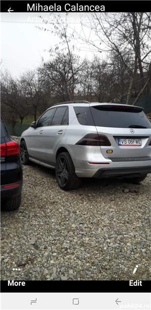 Mercedes-benz Clasa ML ml 350 - imagine 1