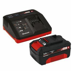 Kit incarcator rapid si acumulator 3.0 Ah PXC Einhell, 18 V, afisaj 3 leduri, incarcare 60 minute - imagine 2