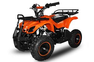 Atv  New Jumper Nitro Motors  - imagine 4