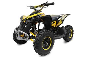 Atv  New Jumper Nitro Motors  - imagine 7
