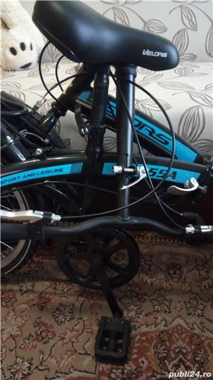 Bicicleta Pliabila - imagine 1