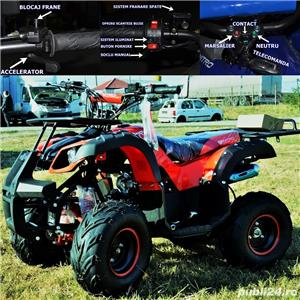 Atv  New Jumper Nitro Motors  - imagine 9