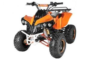 Atv  New Jumper Nitro Motors  - imagine 3