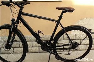 "Bicicleta cross/trekking Bulls cu roti de 28"" - imagine 5"