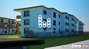 Apartament 2 camere decomandat 57 mp utili in Selimbar - imagine 2