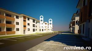 Apartament 2 camere decomandat 57 mp utili in Selimbar - imagine 4