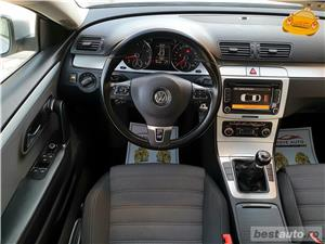 Vw Passat CC,GARANTIE 3 LUNI,BUY BACK ,RATE FIXE,motor 1800 TSI,160 cp,6+1 trepte. - imagine 7