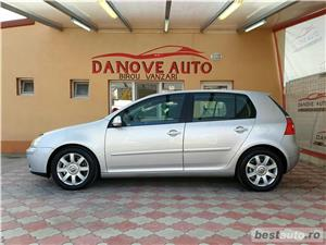 Vw Golf 5,GARANTIE 3 LUNI,BUY BACK ,RATE FIXE,motor 2000 Tdi,140 cp,Climatronic.  - imagine 4