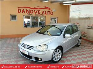 Vw Golf 5,GARANTIE 3 LUNI,BUY BACK ,RATE FIXE,motor 2000 Tdi,140 cp,Climatronic.  - imagine 1