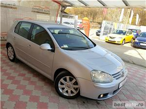 Vw Golf 5,GARANTIE 3 LUNI,BUY BACK ,RATE FIXE,motor 2000 Tdi,140 cp,Climatronic.  - imagine 3