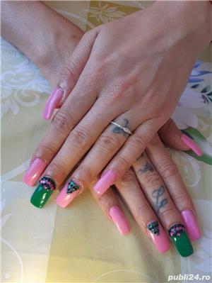 Aplic unghii cu gel  - imagine 3