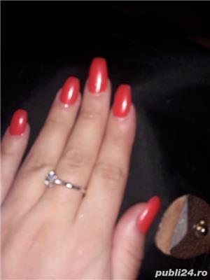 Aplic unghii cu gel  - imagine 1